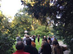 In Villa visita storico giardino Sanvitale